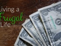 How to Live Frugal Life on Purpose